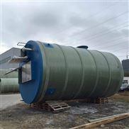 一体化地埋式预制污水处理泵站