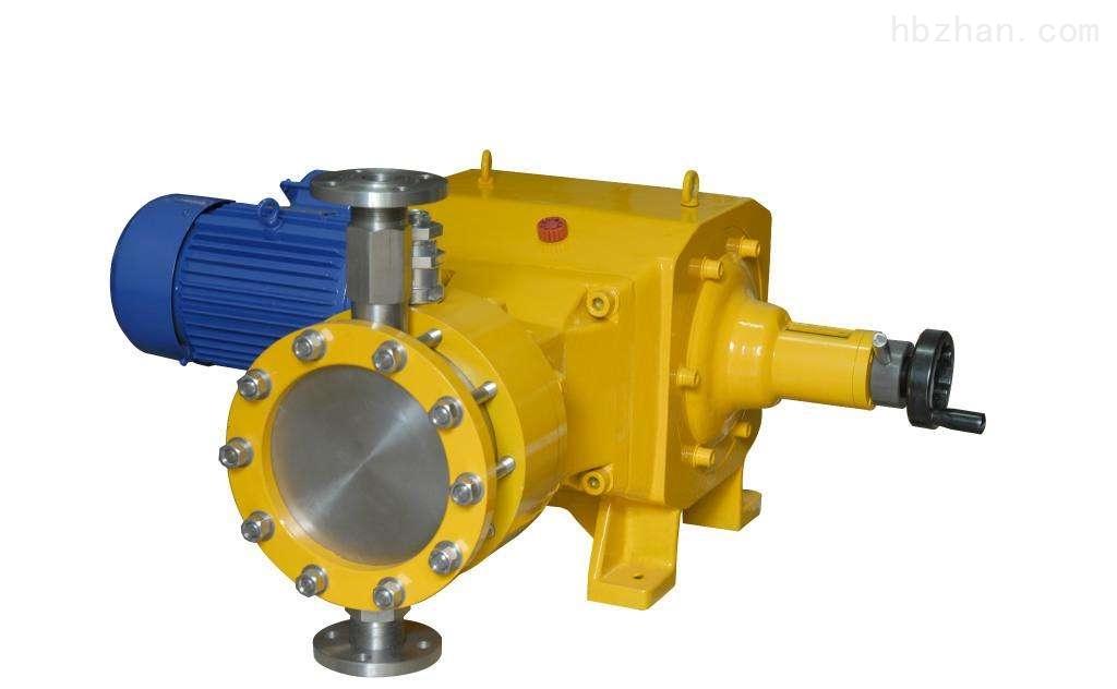 DY-T型液压隔膜式计量泵
