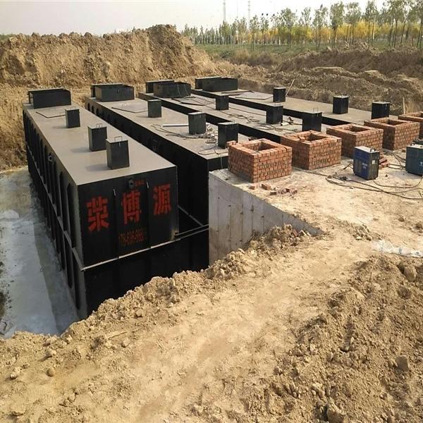 小型福利院污水处理装置工程设计