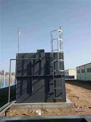 RC广元生活一体化污水处理装置