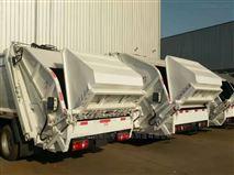 5方壓縮垃圾車用于生活垃圾
