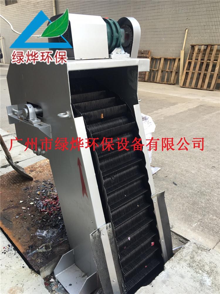 不锈钢机械格栅除污机
