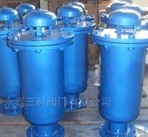 汙水複合式排氣閥