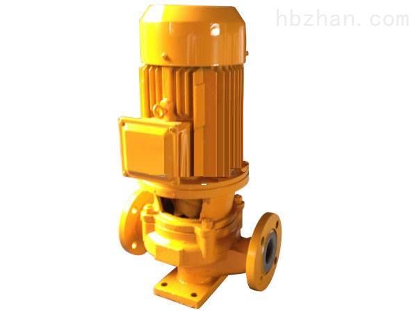 GBF型衬氟管道化工泵