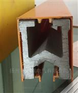 JDC-500A系列鋁制單極H型安全滑觸線