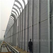 福建高速公路隔音屏障 小区隔音墙生产