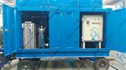 化工廠冷凝器檢修維護用電動防爆高壓清洗機