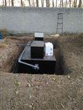 CW福建高速服务区地埋式污水处理设备
