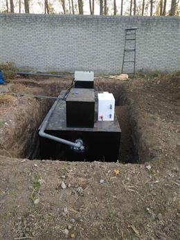 高速服務區污水處理設備供應