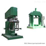 無錫銀燕漿料雙軸多功能分散攪拌機