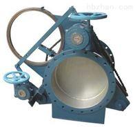 F343CF343CX蜗轮扇形盲板阀