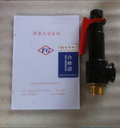 储气罐安全阀A27W-10T A27W-16T
