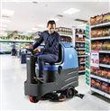 西安商場用駕駛式全自動洗地機