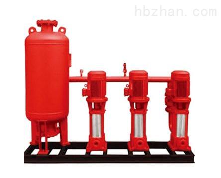 自动变频恒压消防给水设备