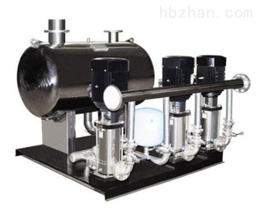 变频调速自动供水设备