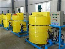 水处理絮凝剂加药装置设备