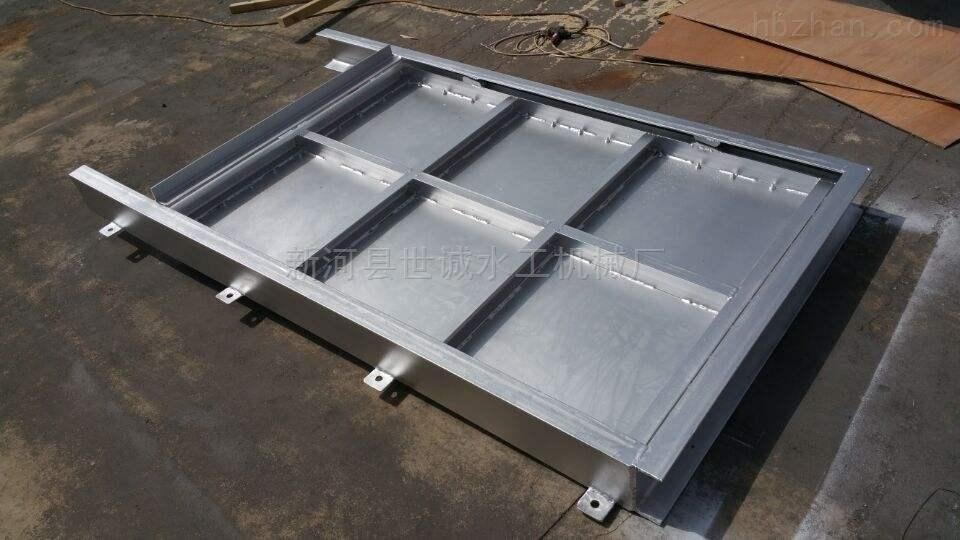 不锈钢闸门、不锈钢插板闸门定制