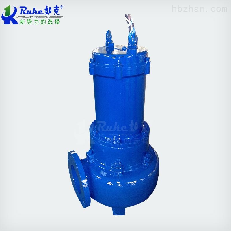 AFS-2H污水处理,粪水池双绞刀泵