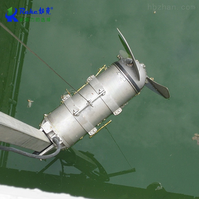 QJB 型冲压式潜水搅拌机