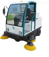电瓶驾驶式洗地机
