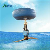 浮筒增氧式曝气机