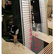 華銳高鏈式機械格柵除污機設備結構