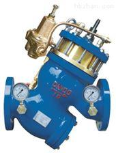 YQ98001過濾活塞式可調式減壓閥