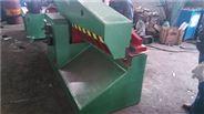 鳄鱼剪 废旧金属液压剪切机 废钢料剪断机