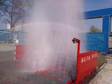 浙江工地洗车机面对恶劣天气怎么破