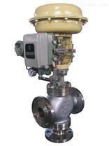 氣動薄膜三通調節閥