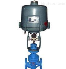 ZRQM-4智能電動平衡式調節閥