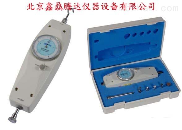 供应多用途手持指针式拉压测力计,推拉力计NK-50型操作规程