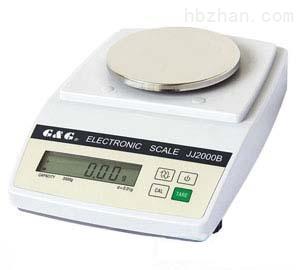 供应多用途JJ3000B型电子天平3Kg/0.01g