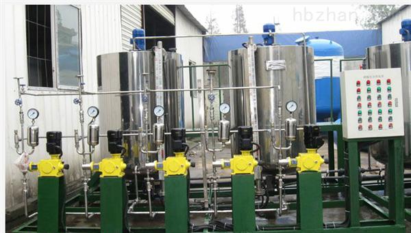 磷酸鹽加藥係統供應