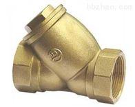 GL11W-16T黄铜过滤器