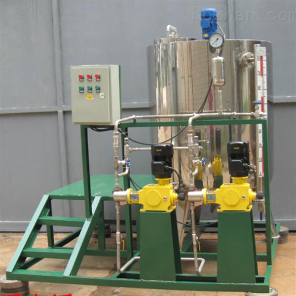 自来水厂一体化式加药装置