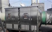 宝山饲料厂发酵废臭气处理设备