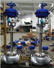 ZMAP氣動低溫單座調節閥