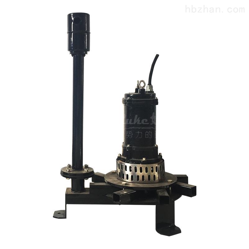 铸件式潜水离心曝气机