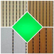 景德镇会议室吸音板,木质槽孔吸声板