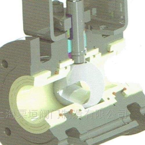 陶瓷调节球阀VQ41G-16