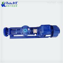 G型密封式单螺杆泵
