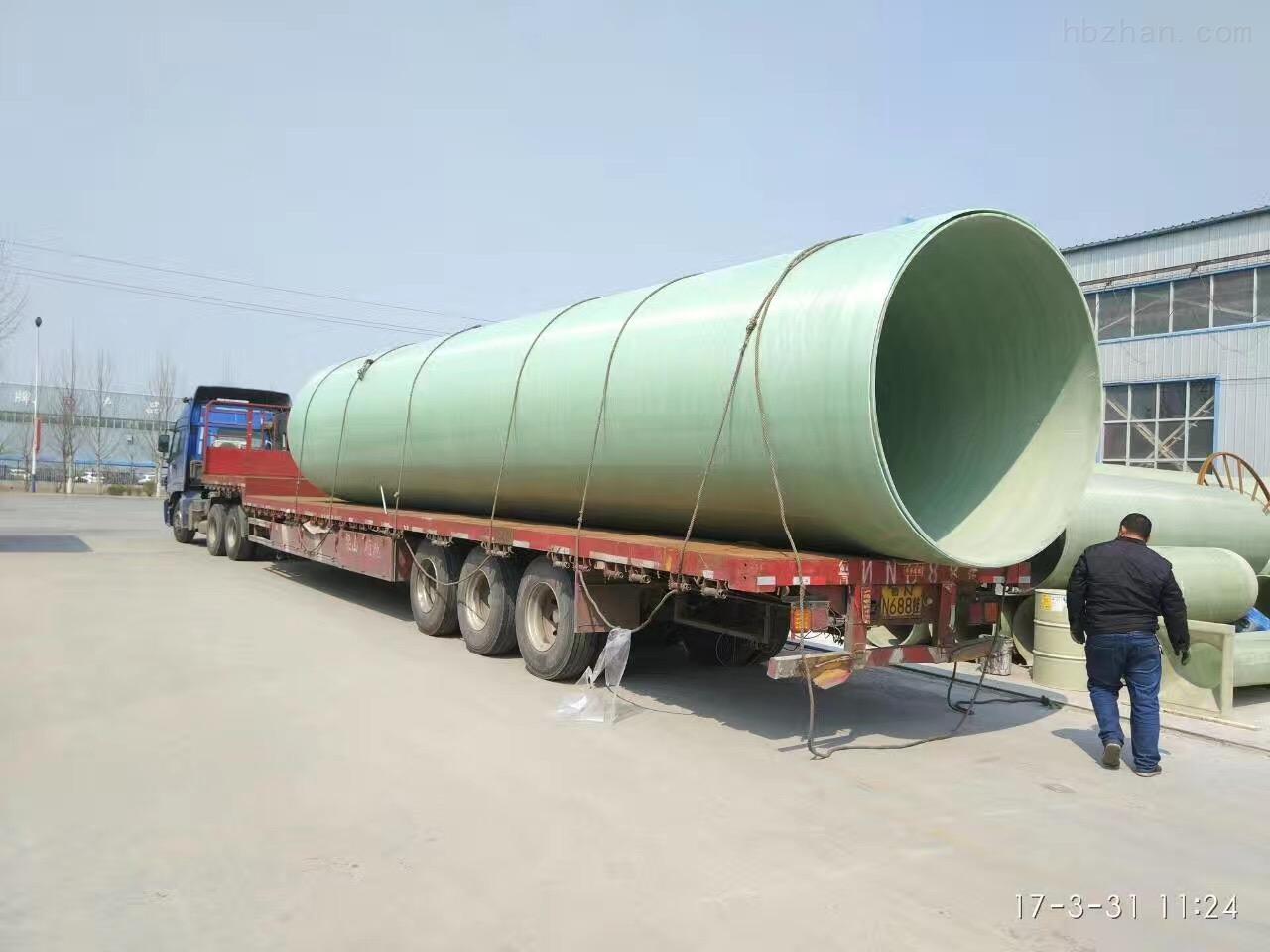 玻璃钢管道供应商