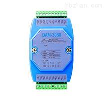 K型热电偶温度采集模块DAM-3088