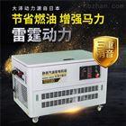 TOTO30大澤30kw靜音汽油發電機組