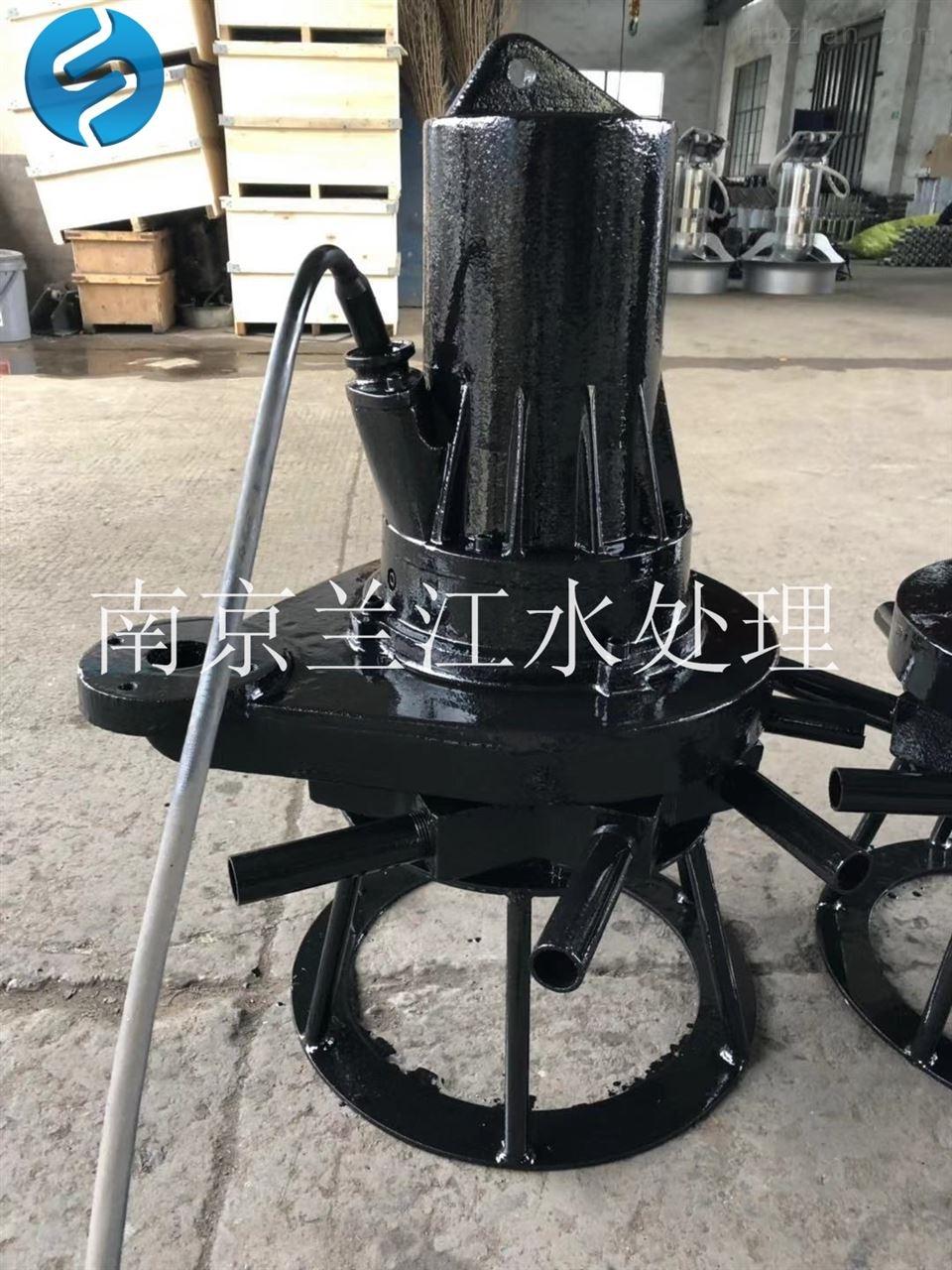 QXB潜水曝气机服务范围厂家报价