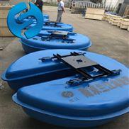 河道增氧浮筒式曝气机