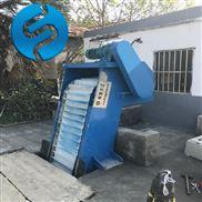 GSHP型回转耙式格栅除污机安装