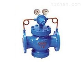 Yk43X先導活塞式氣體減壓閥