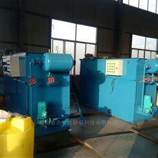 河北沧州50吨气浮机设备/污水处理厂家
